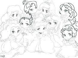 Cute Coloring Page Baby Animal Coloring Page Cute Coloring Pages Of