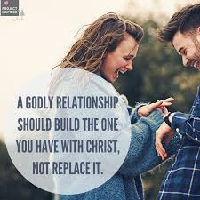how to keep god in your dating relationship
