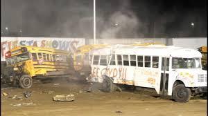 Image result for school bus demolition derby clipart