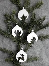 Weihnachtskugeln Aus Papier Mit Vorlage Weihnachtskugeln