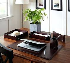 items for office desk. Office Decoration Items Desk Idea 1 Leather Accessories Online . Cubicle For