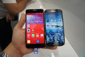 Alcatel One Touch Idol X vs. Galaxy S4 deutsch Vergleich - YouTube
