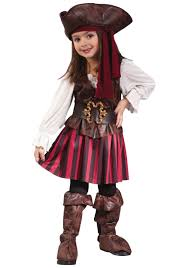 s toddler pirate costume