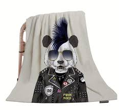 Cool Panda Designs Amazon Com Hgod Designs Panda Throw Blanket Cool Panda Bear