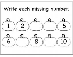 Great Tracing Numbers 1 10 Ideas - Worksheet Mathematics Ideas ...