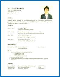 Resume Objective Statement For Students Bitacorita