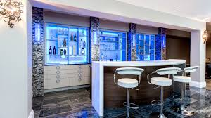 17 Incredible Contemporary Home Bar Designs Youre Going To