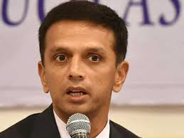 dravid loses his vote in 2019elections