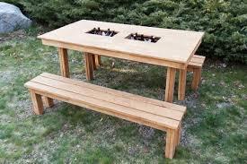 diy outdoor table. Diy Outdoor Table U