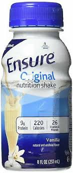 ensure max proteinis a high protein low fat nutrition shake with 1 g of sugar for people who need extra protein ensure max protein nutrition shakes
