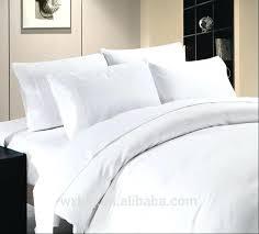 plain duvet covers super king size white cotton bed sheet set linen in plain duvet