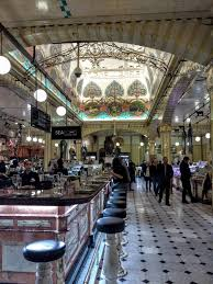 from harrods food hall to selfridges food hall and more foo in london