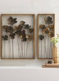 Small Picture Best 25 Metal flower wall art ideas only on Pinterest Metal