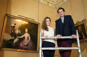 exhibition of dido belle her story at scone palace