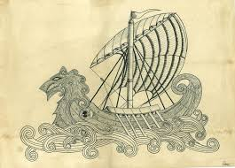 traditional viking art. best 25+ viking ship tattoo ideas on pinterest | tattoos, art and norse traditional