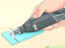dremel tile cutter tile cut how to use a tool with pictures tile cutter image titled