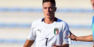Giacomo Raspadori convocato in Italia Under 20 – U.S. Sassuolo Calcio