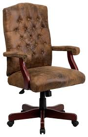 office chairs images. brown fabric office chair 802brngg transitionalofficechairs chairs images