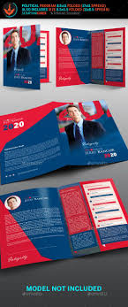 Political Brochure Design Pin On Concepts