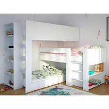 triple bunk beds with storage uk transverse bed three single in one kids unique triple bunk beds