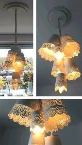 picture but awesome idea flower pots lamp bundle ikea ers