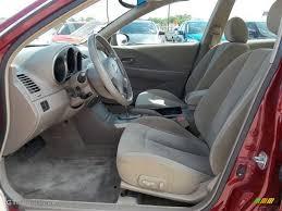 2004 Sonoma Sunset Pearl Red Nissan Altima 3.5 SE #72945472 Photo ...