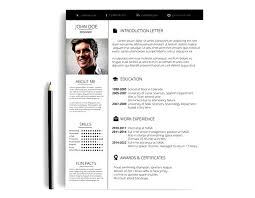 User Experience Research Design Free Simple Resume Cv Design