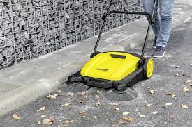Push Sweeper | S 500 | Karcher Australia