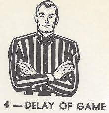 American Football Referee Signals Chart Student Handouts