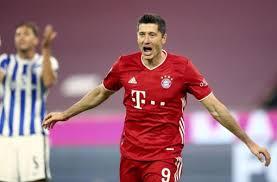V., commonly known as hertha bsc (german pronunciation: Sieg Gegen Hertha Bsc Vierfacher Lewandowski Rettet Den Fc Bayern Bei Torspektakel Fussball Stuttgarter Zeitung