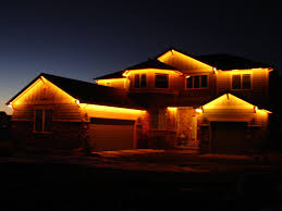 outdoor led lighting house