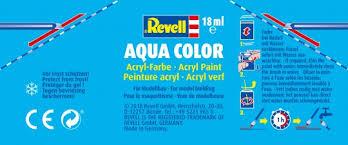 Aqua Color Clear Orange 18ml