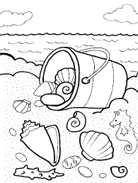 Small Picture shells coloring page 100 images coloring pages and shell