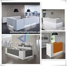 modern beauty salon reception desk office front desk counter hotel reception counter