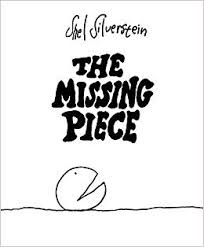 The Missing Piece Shel Silverstein The Missing Piece Amazon Co Uk Shel Silverstein Books