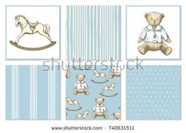 Wooden Horse Race Game Pattern Vector Rocking Horses Download Free Vector Art Stock Graphics 85