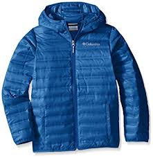 Columbia Youth Small Size Chart Columbia Youth Flash Forward Hooded Down Jacket Xx Small