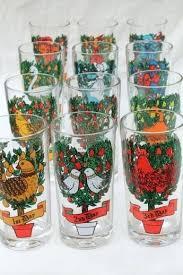 days of drinking glasses set vintage anchor hocking glassware spode tree uk