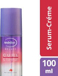 Andrélon Deluxe Curl Shine Serum 100 Ml