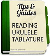 How To Read Tab Charts How To Read Ukulele Tablature Ukuguides