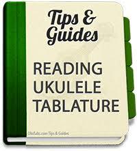 How To Read Ukulele Tablature Ukuguides