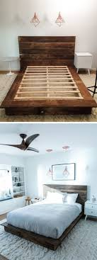 make your own platform bed. Exellent Platform With Our Handy Diagram Youu0027ll Have Everything You Need To Build Your Own  Custom Reclaimed Wood Platform Bed Inside Make Your Own Platform Bed