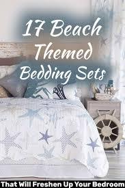 17 beautiful beach themed bedding sets
