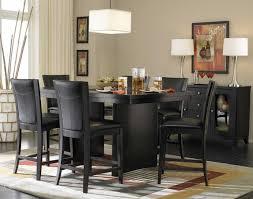 7 piece black dining room set. Counter Height Dining Room Set Nice Homelegance Daisy D710 36 SET 7 Piece Black O