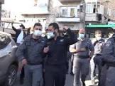 אכיפה כללית • צפו: כך נראתה האכיפה של המשטרה בירושלים