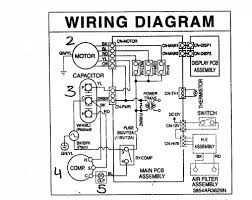 air conditioner wiring diagram picture wiring diagram rv air conditioner capacitor wiring john deere 102 diagram