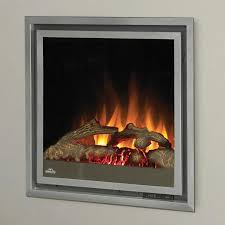 napoleon 30 inch electric fireplace insert with log set ef30