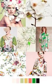 2017春夏もトレンド継続ボタニカル柄ファッションコーデ参考になる