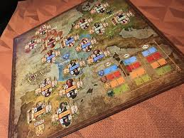 Wooden Sequence Board Game We'll Never BeA SingleTake Review of Royals Theology of Games 69