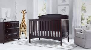 gray nursery furniture. Archer - Dark Chocolate Gray Nursery Furniture